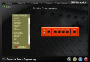 Studio Compressor